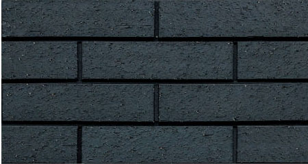 Dark Grey Exterior Decorative Brick Walls