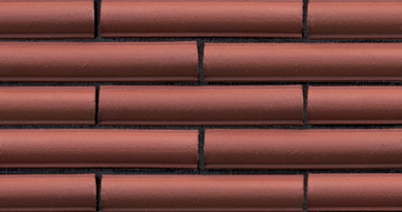 Red Color Natural Clay Terracotta Wall Tile