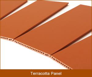 terracottapanel
