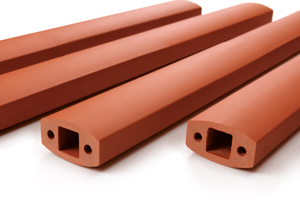 Curtain Wall Cladding Terracotta Stick