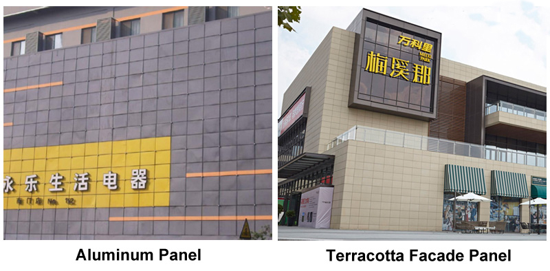 A Rising Star In Architectural Facade Cladding Area - Terracotta Panel