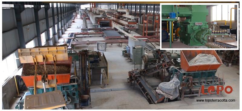 Ведущий производитель терракотовой панели на внутреннем рынке