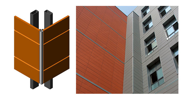 Terracotta Facade Corner Construction Methods