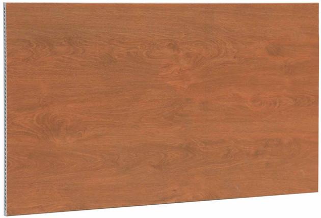 Wooden Texture Terracotta Rainscreen Cladding Panel