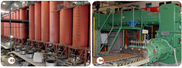 LOPO Corporation Advanced Terracotta Panel Production Technology and Equipment