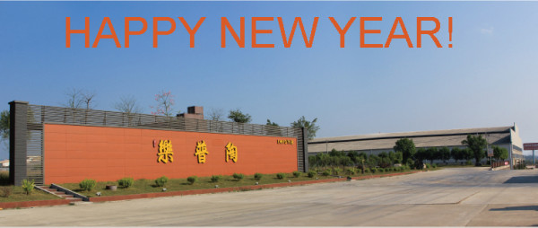 NEW YEAR BEST WISHES - LOPO Terracotta Corporation