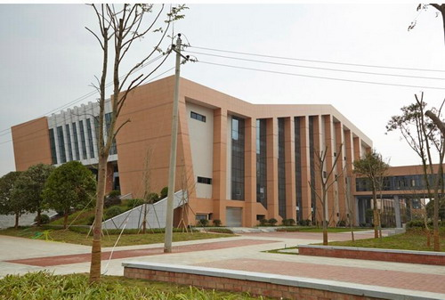 LOPO project—Changsha Normal University use terracotta architectural panels