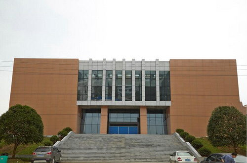 Changsha Normal University use LOPO terracotta architectural panels