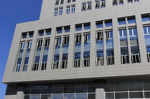 LOPO Project: Fuzhou Creative Industrial Zone – terracotta facade panel